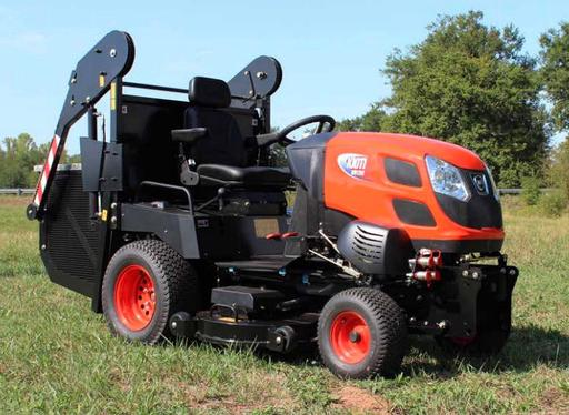 WD Series Mower
